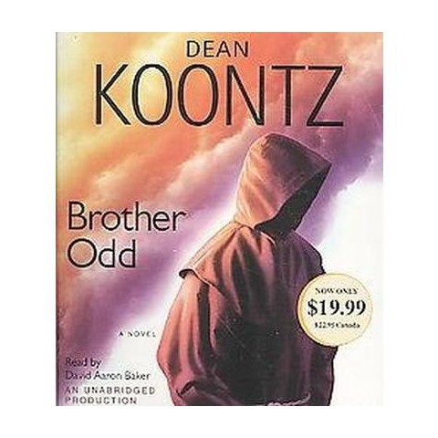 Brother Odd (Unabridged) (Compact Disc)