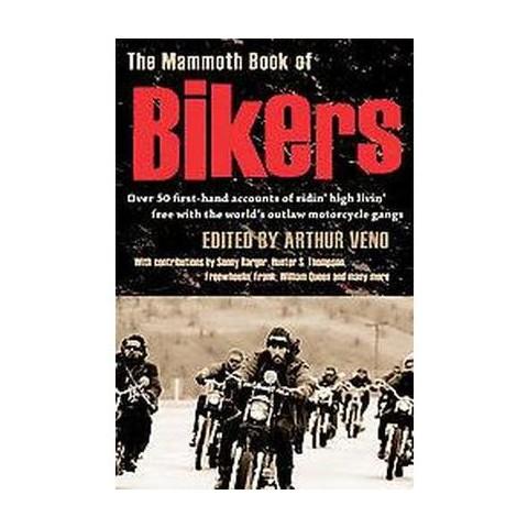 The Mammoth Book of Bikers (Reprint) (Paperback)