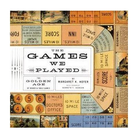 The Games We Played (Hardcover)