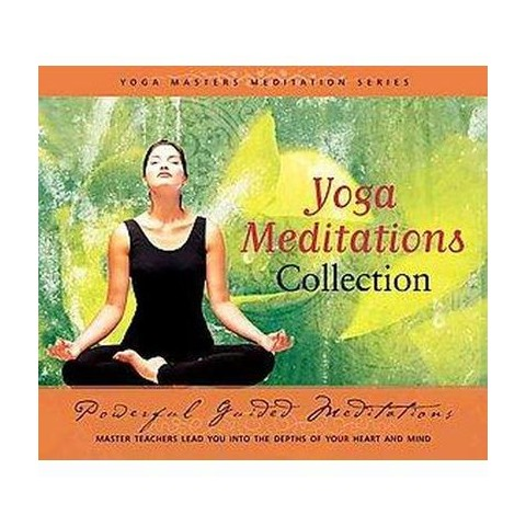 Yoga Meditations Collection (Compact Disc)
