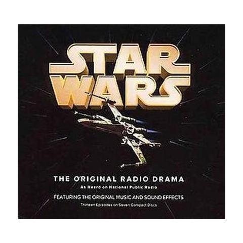 Star Wars (Unabridged) (Compact Disc)