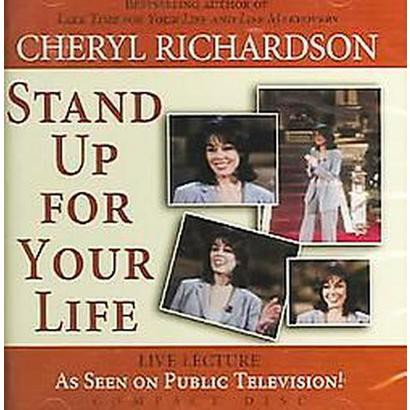 Stand Up For Your Life (Abridged) (Compact Disc)