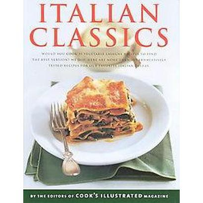 Italian Classics (Hardcover)