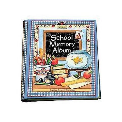 School Memory Album (Spiral)