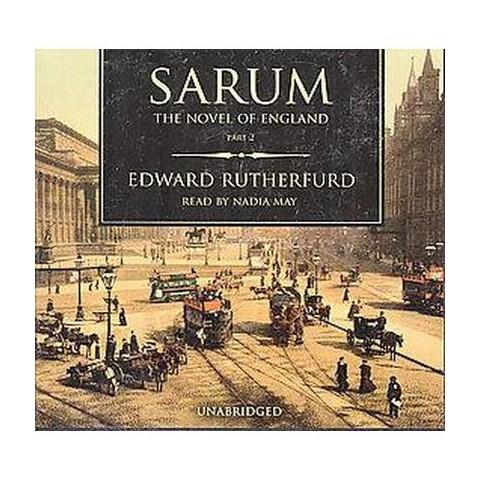 Sarum (Unabridged) (Compact Disc)