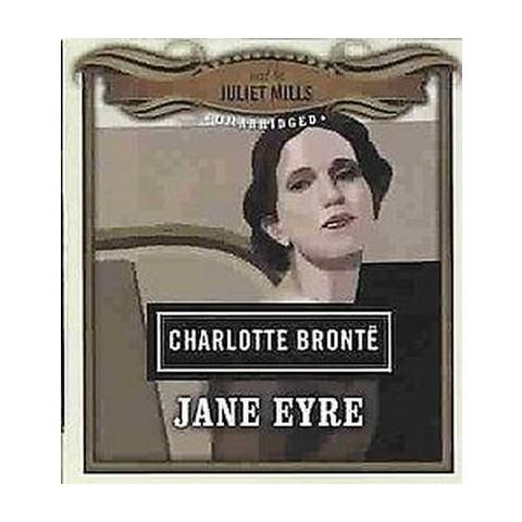 Jane Eyre (Unabridged) (Compact Disc)