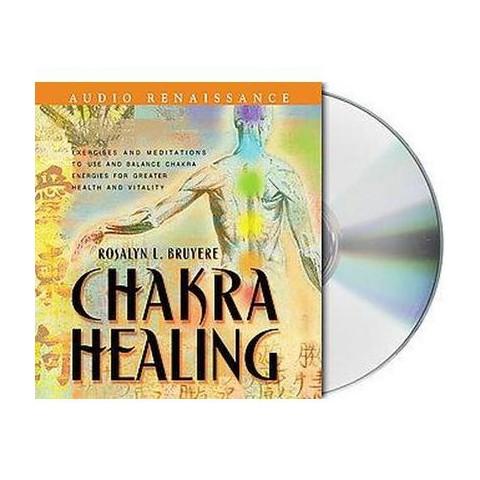 Chakra Healing (Unabridged) (Compact Disc)