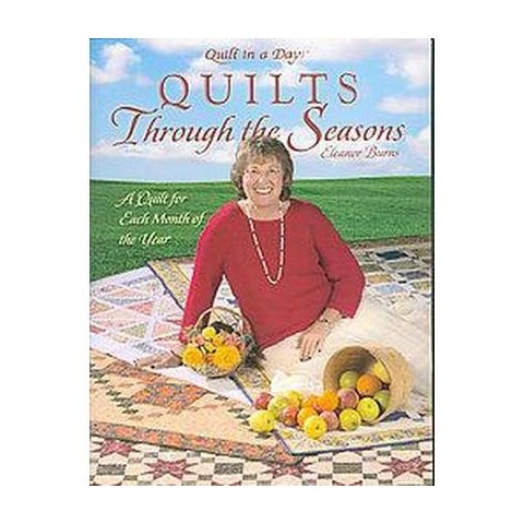Quilts Through the Seasons (Paperback)