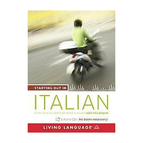 Starting Out in Italian (Bilingual) (Compact Disc)