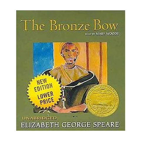 The Bronze Bow (Unabridged) (Compact Disc)