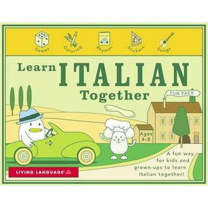 Learn Italian Together (Volume 3) (Unabridged) (Compact Disc)