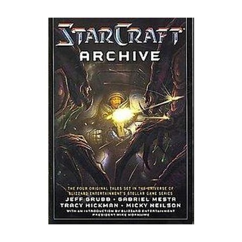 The Starcraft Archive (Media Tie-In) (Paperback)