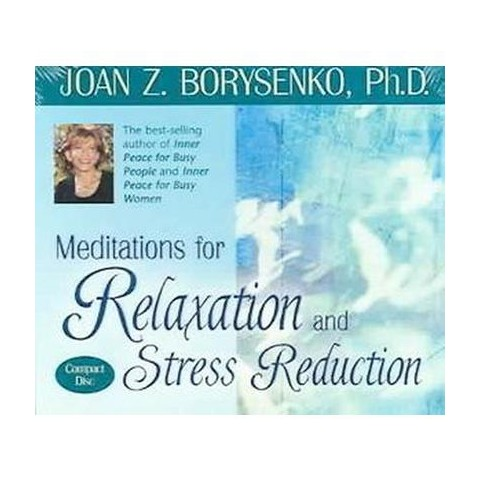 Meditations for Relaxation And Stress Re (Unabridged) (Compact Disc)