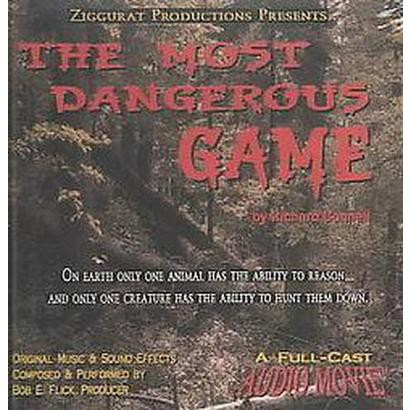 The Most Dangerous Game (Abridged) (Compact Disc)