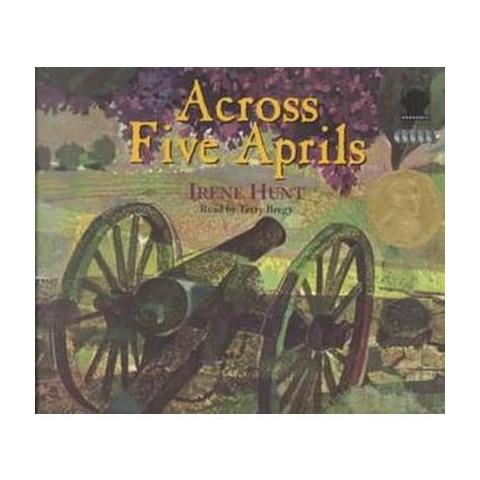 Across Five Aprils (Unabridged) (Compact Disc)