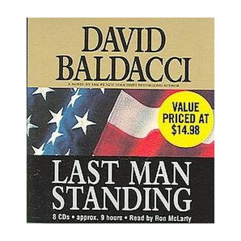 Last Man Standing (Abridged) (Compact Disc)