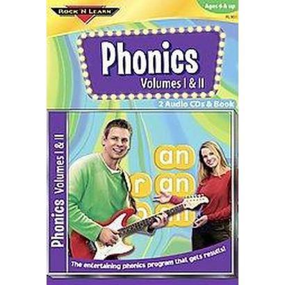 Phonics Volumes (Volume 1-2) (Abridged) (Compact Disc)