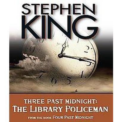 The Library Policeman (Unabridged) (Compact Disc)