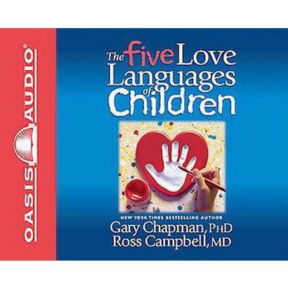 gary chapman how to teach 5 love languages