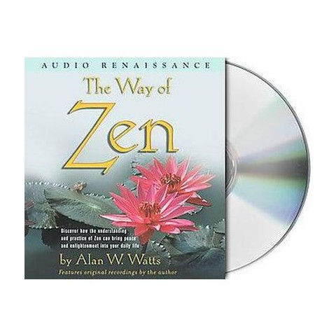 The Way Of Zen (Abridged) (Compact Disc)