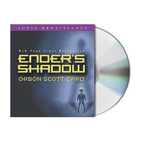 Ender's Shadow (Unabridged) (Compact Disc)