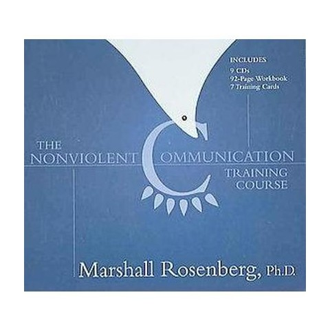 The Nonviolent Communication Training Course (Workbook) (Mixed media product)