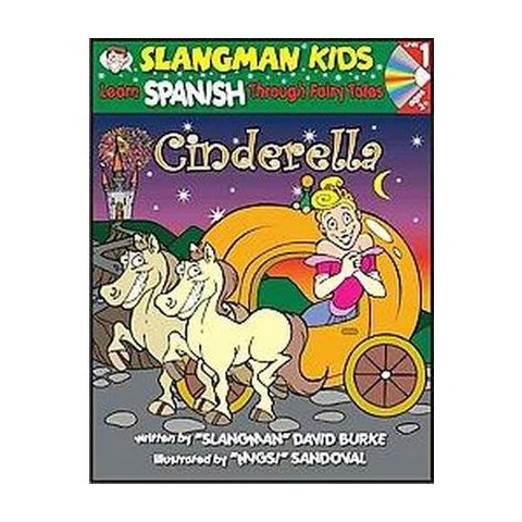 Learn Spanish Through Fairy Tales (Bilingual) (Mixed media product)