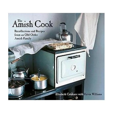 The Amish Cookbook (Hardcover)