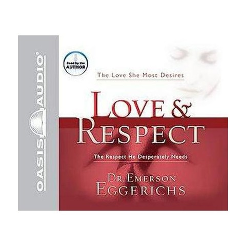 Love & Respect (Abridged) (Compact Disc)