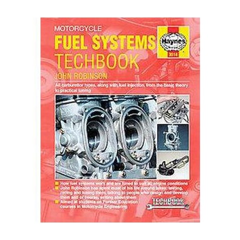 Motorcycle Fuel Systems Techbook (Hardcover)