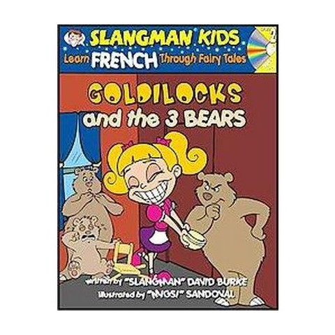 Learn French Through Fairy Tales (Bilingual) (Mixed media product)