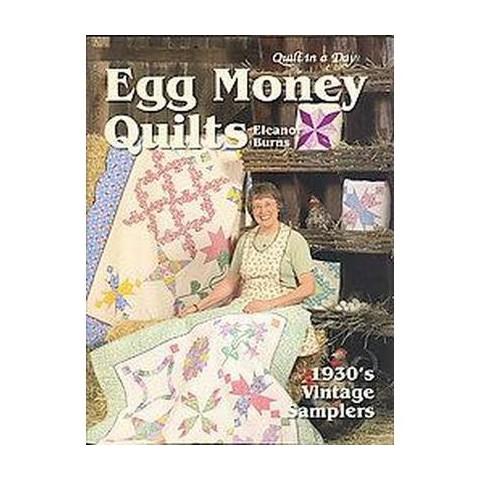 Egg Money Quilts (Paperback)