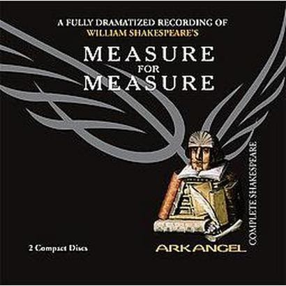 Measure for Measure (Unabridged) (Compact Disc)