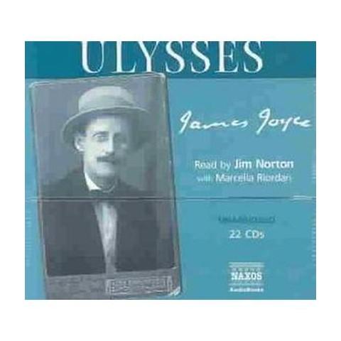 Ulysses (Unabridged) (Compact Disc)