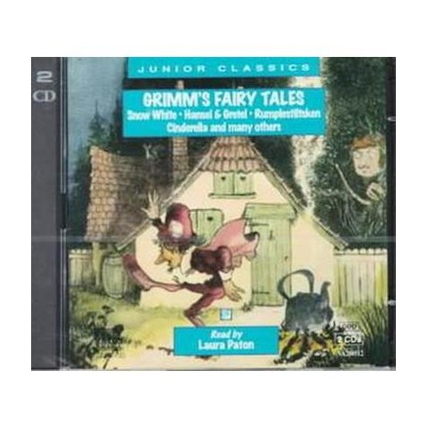 Grimm's Fairy Tales (Abridged) (Compact Disc)