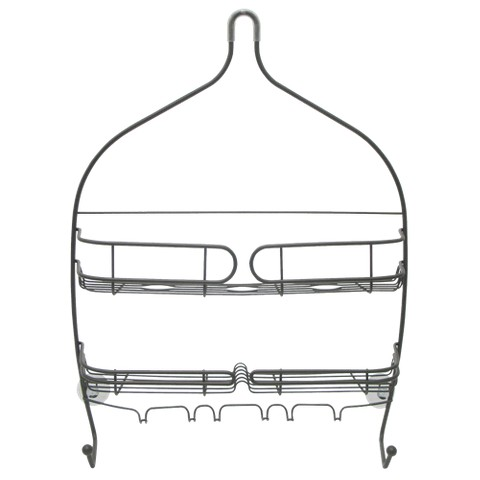 Interdesign Shower Caddy - Bronze (L)