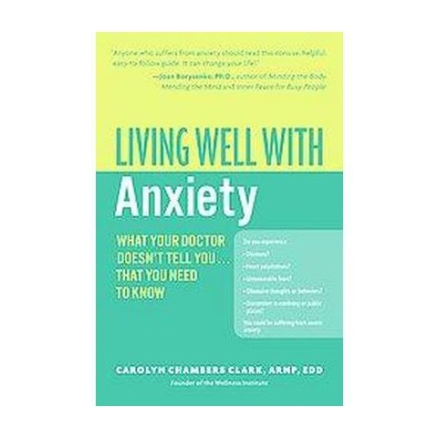 Living Well with Anxiety (Paperback)
