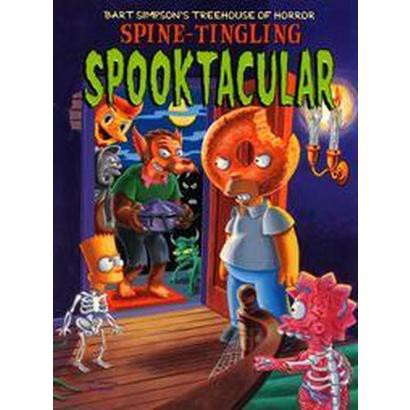 Bart Simpson's Treehouse of Horror Spine-Tingling Spooktacular (Paperback)