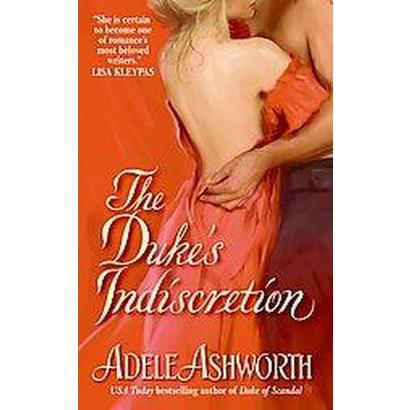 The Duke's Indiscretion (Paperback)
