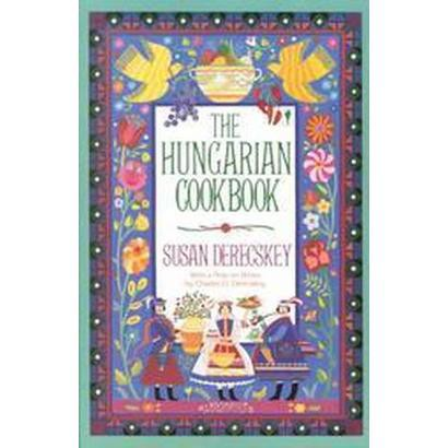 The Hungarian Cookbook (Paperback)