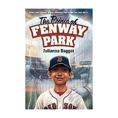 The Prince of Fenway Park (Hardcover)
