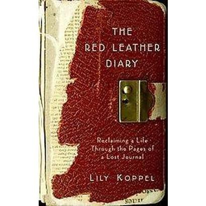 The Red Leather Diary (Hardcover)