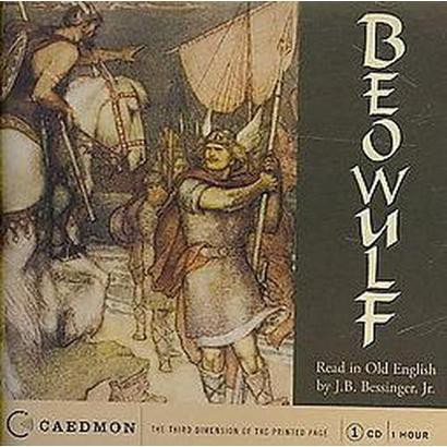 Beowulf (Abridged) (Compact Disc)