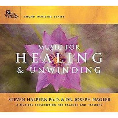 Music for Healing & Unwinding (Unabridged) (Compact Disc)