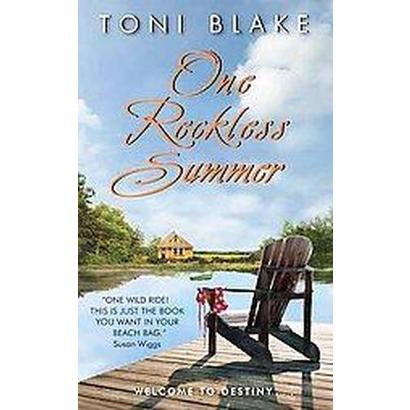One Reckless Summer (Original) (Paperback)