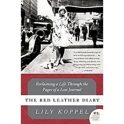 The Red Leather Diary (Reprint) (Paperback)