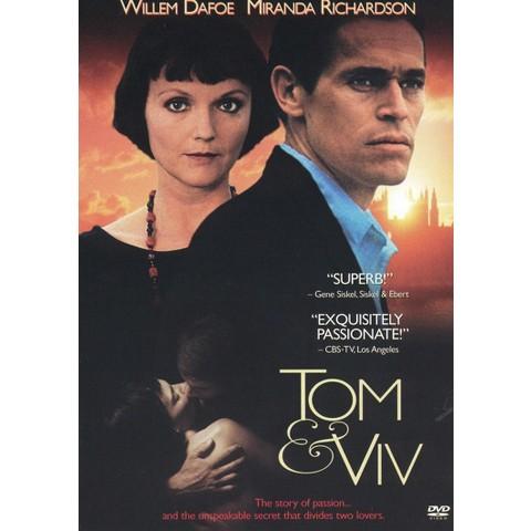 Tom & Viv (Widescreen)