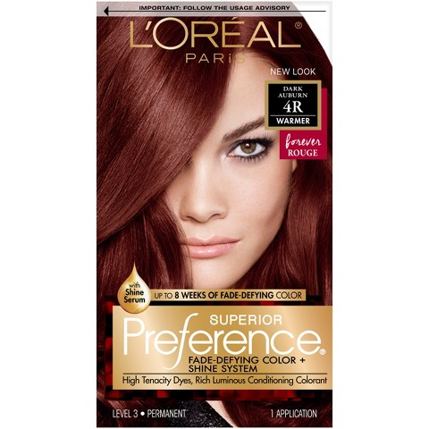L'Oréal® Paris Superior Preference Fade-Defying Color + Shine System