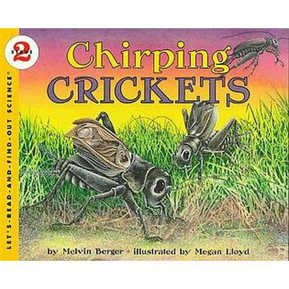 Chirping Crickets (Paperback)