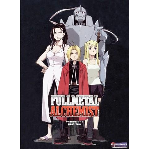 Fullmetal Alchemist: Season 1, Part 2